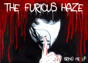 The Furious Haze EP cover