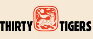 thirthy tigers logo