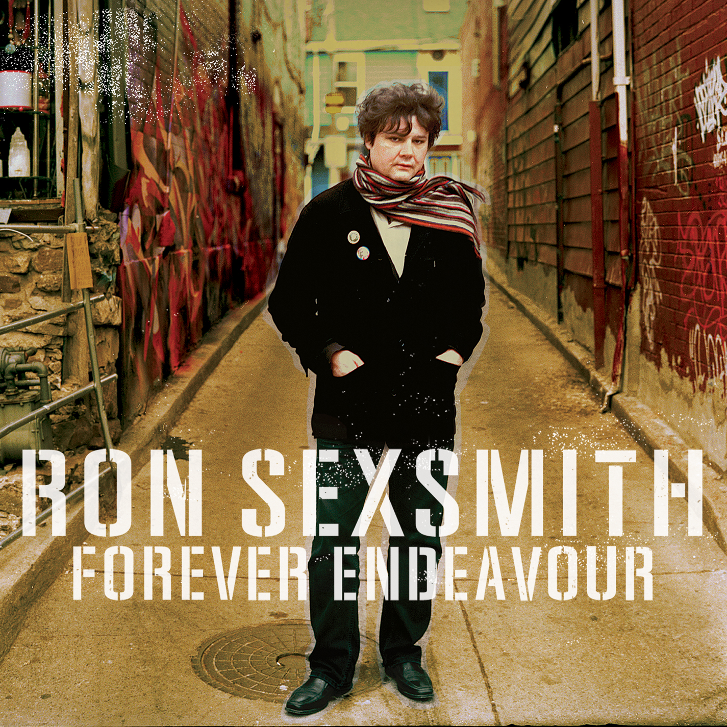 COOKCD577 Ron Sexsmith - Forever Endeavour