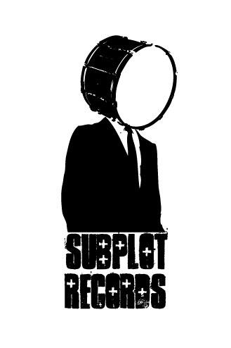Subplot records LOGO