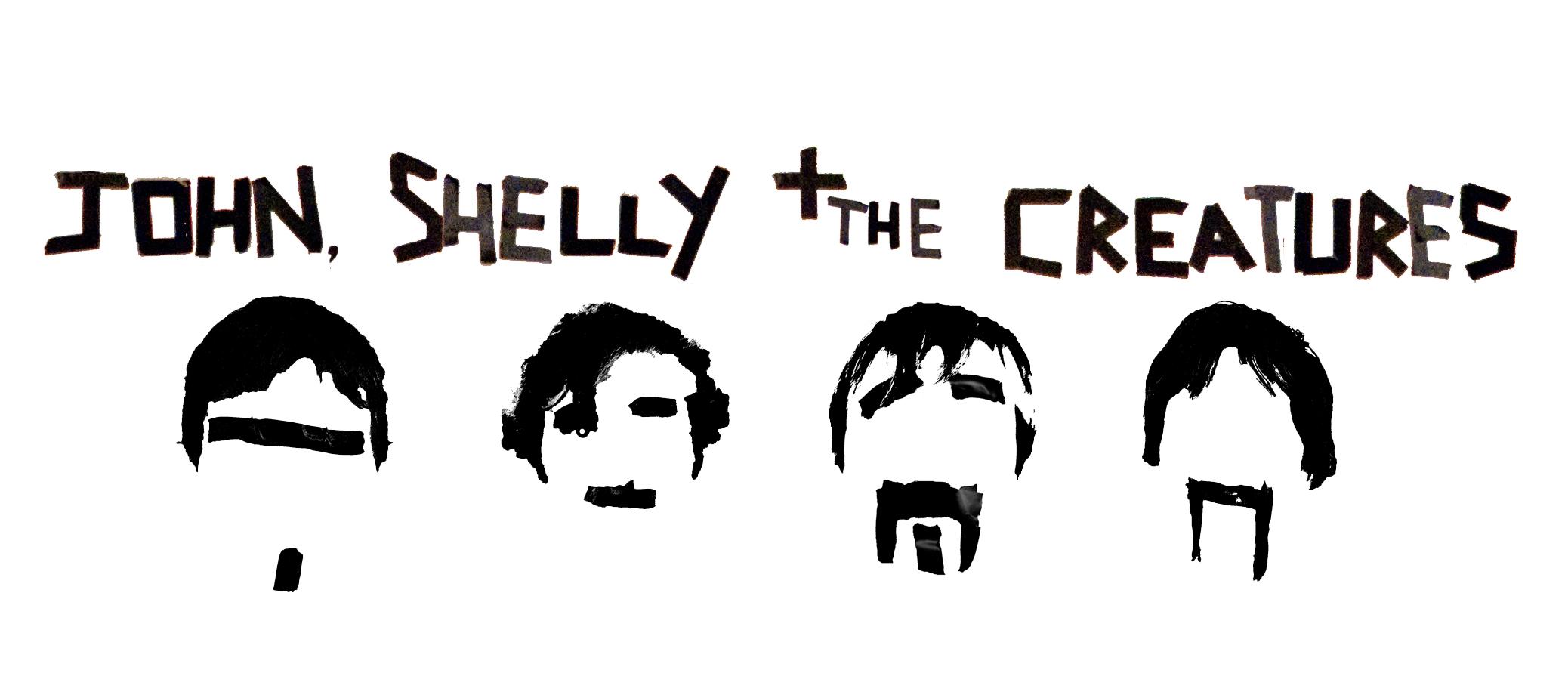 John, Shelly & The Creatures logo